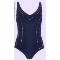 Naturana bathing suit arceer black sizes 44E, 46E, 48E, 50E, 52E