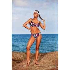 Anita (Rosa Faia)  Felipa bikini roze turquoise  38H, 44G