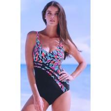 Anita Luella badpak zwart diverse kleuren 42D,  52D