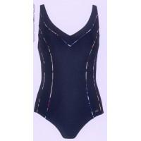 Naturana bathing suit arceer black sizes 44E, 46E, 48E, 50E, 52E MONTHLY OFFER