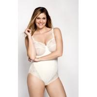 Ulla Dessous Carla body in ecru,  sizes B-G, 34-48