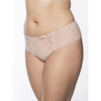 Ulla Dessous Carla thong ,  sizes 36-54  in the color skin