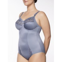 Ulla Dessous Ella body in the new color lavendel sizes available,   sizes B-G, 34-52 outgoing color