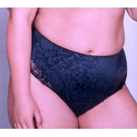 Ulla Dessous Jasmin taille brief  night blue 38-60 (European sizes)