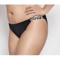 Ulla Dessous Nizza low bikini brief black white sizes 36-46 (European sizes) MONTH OFFER