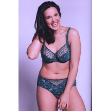 Ulla Dessous Zoe thong green 36-46